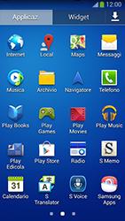 Samsung SM-G3815 Galaxy Express 2 - Applicazioni - Configurazione del negozio applicazioni - Fase 3