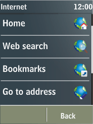 Nokia X3-02 - Internet - Internet browsing - Step 14