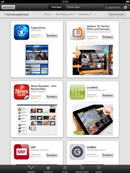 Apple iPad mini - Apps - Herunterladen - Schritt 5
