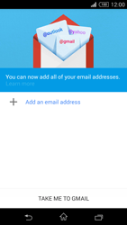 Sony Xperia Z3 Compact - E-mail - 032a. Email wizard - Gmail - Step 6