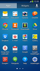 Samsung Galaxy Core LTE 4G (SM-G386F) - Contacten en data - Contacten overzetten via Bluetooth - Stap 3
