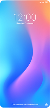 Xiaomi Mi Mix 3 5G - MMS - Manuelle Konfiguration - Schritt 22