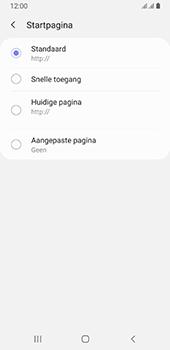 Samsung galaxy-a8-2018-sm-a530f-android-pie - Internet - Handmatig instellen - Stap 27