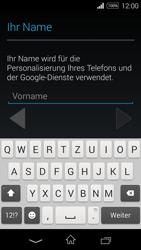 Sony Xperia E3 - Apps - Konto anlegen und einrichten - 5 / 25