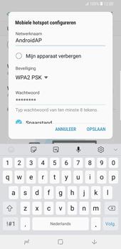 Samsung Galaxy S9 Plus (SM-G965F) - WiFi - Mobiele hotspot instellen - Stap 9