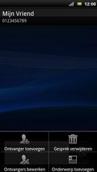 Sony Xperia Arc - MMS - Afbeeldingen verzenden - Stap 7
