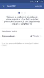 Samsung Galaxy S7 - Privacy - Privacy instellingen van Facebook aanpassen - Stap 8