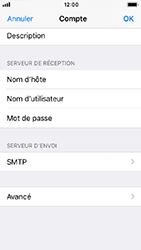 Apple iPhone 5s - iOS 12 - E-mail - Configuration manuelle - Étape 24