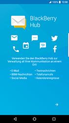 BlackBerry DTEK 50 - E-Mail - Konto einrichten - Schritt 4