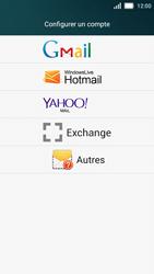 Huawei Y5 - E-mails - Ajouter ou modifier un compte e-mail - Étape 5