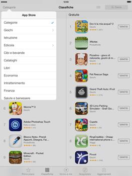 Apple iPad Retina iOS 7 - Applicazioni - Installazione delle applicazioni - Fase 6