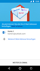 Motorola Moto G5s - E-Mail - Konto einrichten (outlook) - Schritt 12