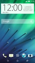 HTC One M8 - Primeros pasos - Activar el equipo - Paso 1