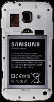 Samsung Galaxy Ace 3 - SIM-Karte - Einlegen - 3 / 12