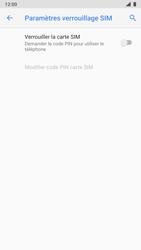 Nokia 8 - Android Pie - Prise en main - Comment activer un code SIM - Étape 7