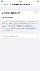 Apple iPhone 8 - iOS 13 - Appareil - activéz
