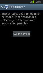 Samsung Galaxy Express - Téléphone mobile - Réinitialisation de la configuration d