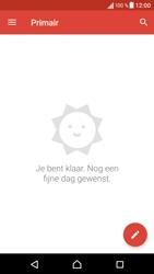 Sony Sony Xperia XA (F3111) - E-mail - Handmatig instellen (gmail) - Stap 17