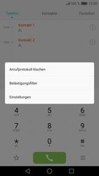 Huawei Honor 8 - Anrufe - Anrufe blockieren - Schritt 5