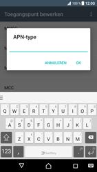 Sony Xperia XZ Premium - MMS - handmatig instellen - Stap 13