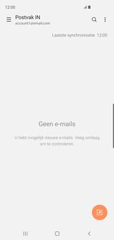 Samsung Galaxy S10 - E-mail - Handmatig instellen - Stap 16