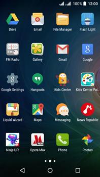 Acer Liquid Z630 - E-mail - Sending emails - Step 3
