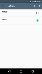 Sony Xperia XZ Premium - Internet - buitenland - Stap 22