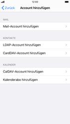 Apple iPhone 6s - iOS 14 - E-Mail - Manuelle Konfiguration - Schritt 6