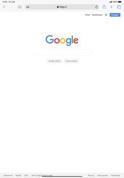 Apple ipad-pro-11-inch-2018-model-a1934- ipados-13 - Internet - Hoe te internetten - Stap 16