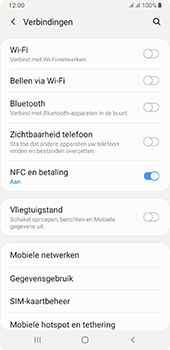 Samsung galaxy-a7-dual-sim-sm-a750fn-android-pie - Internet - Handmatig instellen - Stap 5