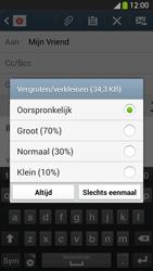 Samsung I9505 Galaxy S IV LTE - e-mail - hoe te versturen - stap 15