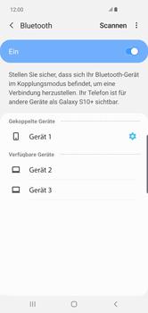 Samsung Galaxy S10 Plus - Bluetooth - Geräte koppeln - Schritt 11