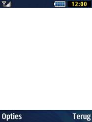 Samsung B2710 Xcover 271 - Internet - Hoe te internetten - Stap 3