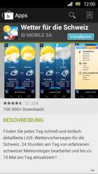 Sony Xperia U - Apps - Installieren von Apps - Schritt 14