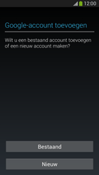 Samsung G386F Galaxy Core LTE - Applicaties - Account aanmaken - Stap 4