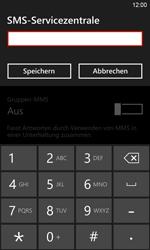 Nokia Lumia 920 LTE - SMS - Manuelle Konfiguration - Schritt 6