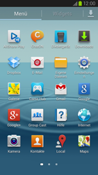 Samsung Galaxy S III LTE - Internet und Datenroaming - Manuelle Konfiguration - Schritt 17