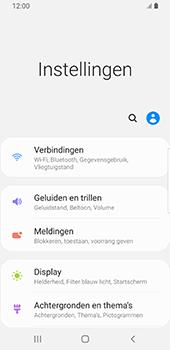 Samsung galaxy-s9-android-pie - internet - data uitzetten - stap 4