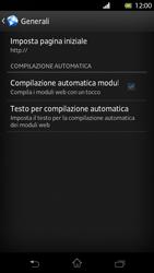 Sony Xperia T - Internet e roaming dati - Configurazione manuale - Fase 21
