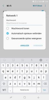 Samsung Galaxy J4 Plus - wifi - handmatig instellen - stap 8