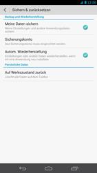 Huawei Ascend Mate - Fehlerbehebung - Handy zurücksetzen - Schritt 7