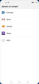 Huawei Nova 5T - E-mail - 032c. Email wizard - Outlook - Étape 5