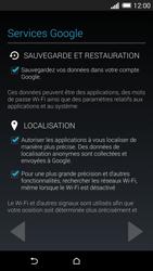HTC One (M8) - Premiers pas - Créer un compte - Étape 15