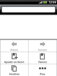HTC A3333 Wildfire - Internet - configuration manuelle - Étape 16