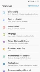 Samsung Galaxy A3 (2017) - Internet et roaming de données - Désactivation du roaming de données - Étape 4