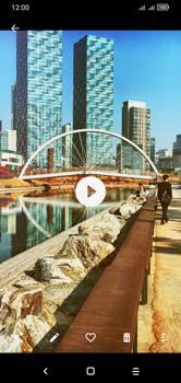 Alcatel 1S (2020) - Photos, vidéos, musique - Créer une vidéo - Étape 17