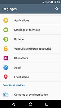 Sony Xperia XA1 Ultra - Applications - Supprimer une application - Étape 4