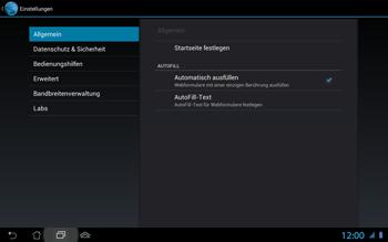 Asus Padfone 2 - Internet - Apn-Einstellungen - 20 / 25