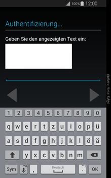 Samsung Galaxy Note Edge - Apps - Konto anlegen und einrichten - 1 / 1