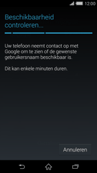 Sony D6503 Xperia Z2 - Applicaties - Account aanmaken - Stap 9